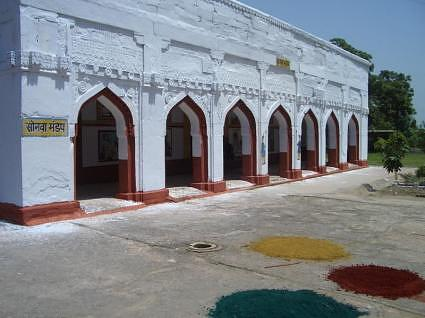Sonwa Mandap, Chunar Fort, India