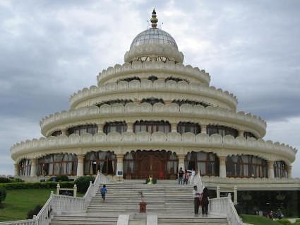 Sri Sri Ravi Shankar ashram bangalore