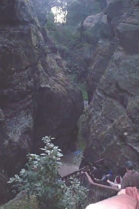 Trekking To Jatashankar Cave Pachmarhi Photo Journal