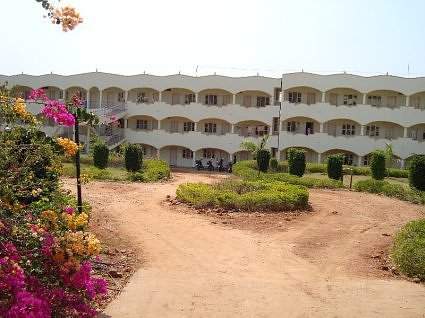 Lodging facility at Aparna, Art of Living Ashram, Bangalore