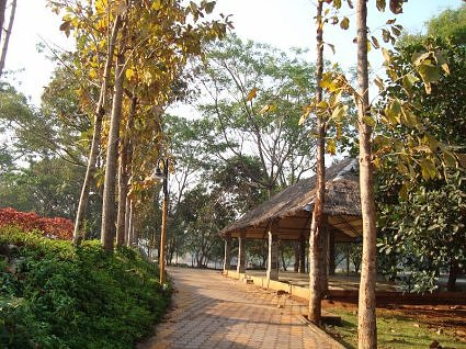 Radha Kunj, Art of Living Ashram, Bangalore