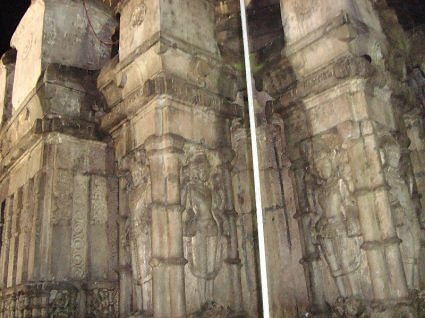 Temple sculpture, Kamakha devi temple, Guwahati, Assam, India