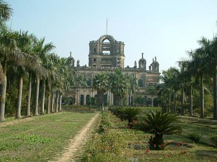 Garden View, La Martiniere College Lucknow