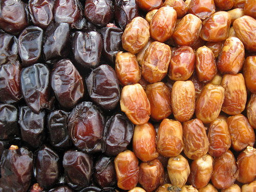 breaking fast with dates