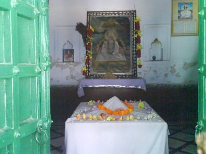 Kabir's samadhi at Maghar, Uttar Pradesh, India