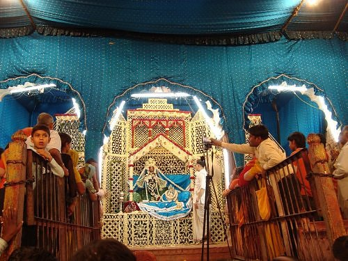 Sri Radha Vallabh temple, vrindavan