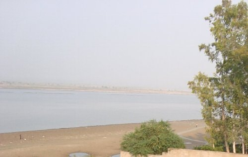 Ganga at Prayag, Allahabad