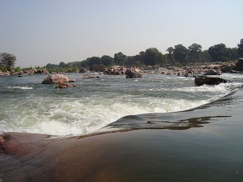 River Betwa at Orccha