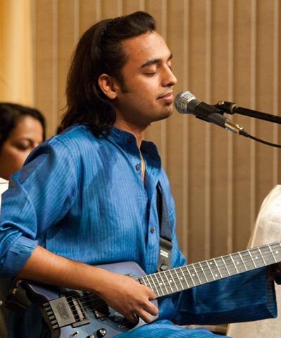 Siddharth Mohan Sufi Singer