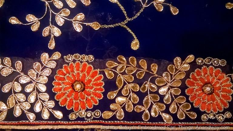 Gota Embroidery Designs | Makaroka.com