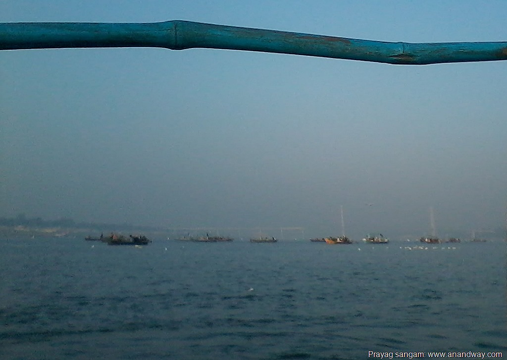ganges and yamuna meet at the barre