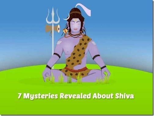 shiva and me