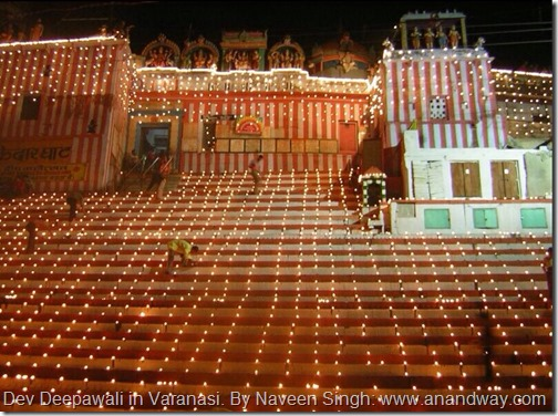 dev deepawali varanasi by Shivani Kalra