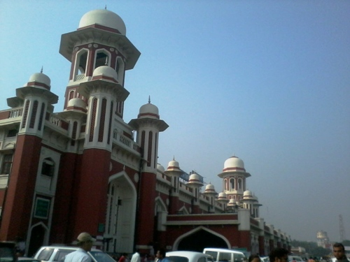 Charbagh railway Station, Lucknow , India