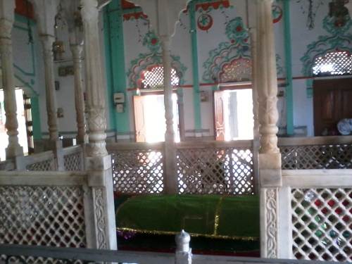 Khamman Peer Mazar Sharif, Charbagh railway Station, Lucknow, India