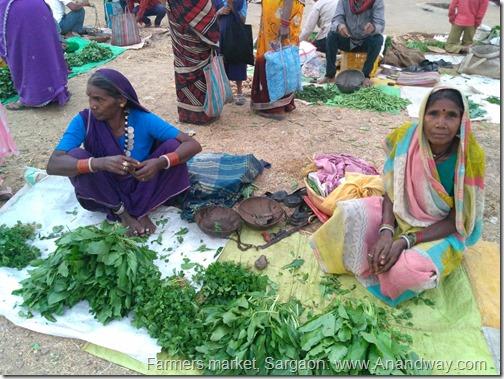 burre bhaji chatisgarh india