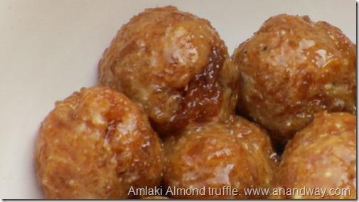amlaki trufffle