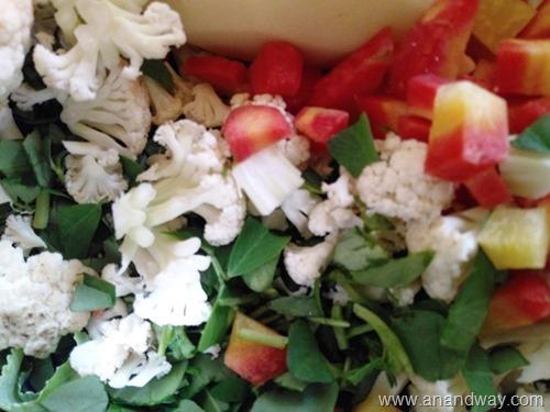 methi gajar alu gobhi matar punjabi sabji recipe (3)
